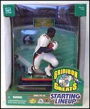 Terrell Davis Denver Broncos Gridiron Greats 1999 Starting Lineup NFL Figure NIB
