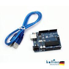 Arduino UNO R3 kompatibles Board mit Atmel ATmega328 16MHz mit USB-Kabel