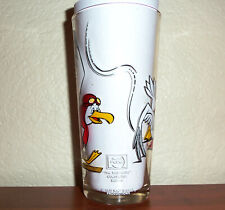 "VINTAGE 1977 ""ORVILLE"" THE RESCUERS WALT DISNEY PEPSI COLLECTORS GLASS UNUSED"