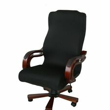 Elasticity Office Computer Chair Cover Seat Stretch Elastic Black Blue Red