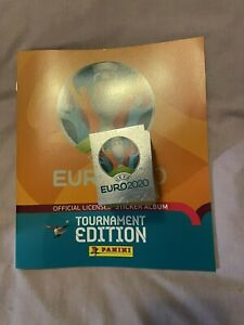 PANINI EURO 2020 TOURNAMENT EDITION CHOOSEYOUR STICKER FROM LIST NUMBERS 455-678