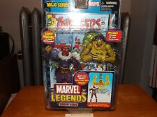 "MARVEL LEGENDS MOJO SERIES, BARON ZEMO, 6"" FIGURE, NEW IN PACKAGE, 2006"
