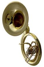 """John Packer JP2057 Lacquer Bb Sousaphone - Professional model  .687"""" bore"""