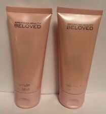 American Beauty Beloved Lotion Travel Sized Mini 2.5 oz New From Gift Set x2 Lot