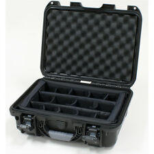 "Gator GU-1510-06-WPDV 15""x10""x6.2"" Waterproof Injection Molded Case w/ Dividers"