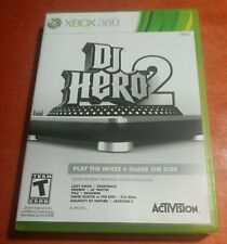 DJ Hero 2 Microsoft Xbox 360 Activision Havok Bink Video DemonWare Granny 3D