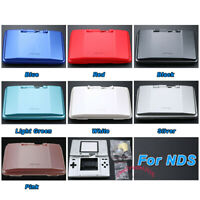 7 Colors Replacement Shell Housing Cover Case With Button For Nintendo DS NDS