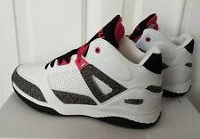 Fubu The Collection Men's Athletics Basketball Reed 3 Red White Sneakers Size:12
