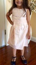 Baby Gap Girl's Dobby Eyelet Dress Size 5T Years  $39.95