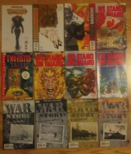 We Stand On Guard, War Stories, Unknown Soldier.. set of 13 comics