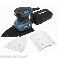 Ponceuse vibrante 114x140mm / triangle 96mm - 200W  MAKITA BO4565