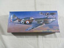 Hasegawa 1:72 Dewoitine D.520 French Air Force Model Kit 51347 SEALED AP47