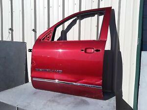 2014-2018 GMC SIERRA 3500 DENALI FRONT LEFT DRIVER SIDE SHELL DOOR PANEL OEM