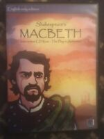 Shakespeare's Macbeth - Interactive CD-ROM - The Play in Animation - English