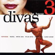 Divas in the House  MUSIC CD