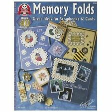 Memory Folds : Great Ideas for Scrapbooks and Cards by Terri Pointer (2001, Pape