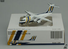 BAF Bae146-100 Reg: G-OBAF JC Wings 1:200 Diecast Models                  JC2150
