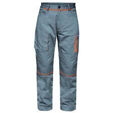 Pantalone da lavoro GOODYEAR Grigio Invernale flanellato