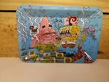"Rolling Tray ""Spongebob SmokingPants"" 5"" x 7"