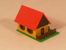 N Scale Model Building Hoffmann 1950's Small House German Cottage