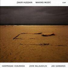 Zakir Hussain - Making Music [New CD]