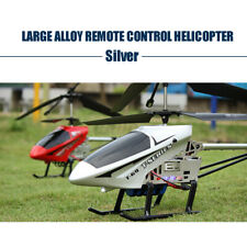 33'' Large RC Helicopter 3.5CH 2.4G Gyro Remote Control Two Blades w/ LED Light