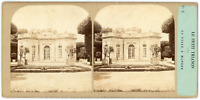 STEREO France, Château de Versailles, Le Petit Trianon, la salle à manger, circa