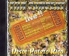 THA CONCERT - DON CHEZINA,LITO Y POLACO,TITO Y HECTOR,BABY RASTA Y GRINGO - CD