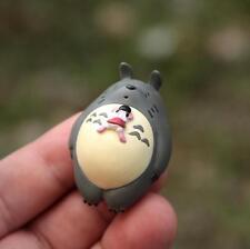 4.5cm Miyazaki Hayao My neighbor totoro Mei Lie Sleeping Totoro Resin Figurine
