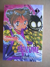 SHIZUME n°3 2007 Manga Yuzo Takada ed. Star Comics   [G371H]