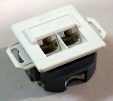 04-16-03081 Netzwerkdose Cat.5 Telegärtner J00020A0252 RJ45 8-pol Unterputz