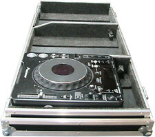 FLIGHT CASE 2 CDJ 800 1000 + MIXER DJM 800 FLY PIONEER