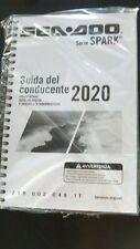 SEA DOO SPARK OPERATOR'S GUIDE USO E MANUTENZIONE ITALIANO 2020 219002048_ITA