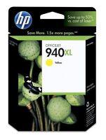 HP 940XL gelb yellow C4909A OfficeJet Office Jet Pro 8000 8500 ----- OVP 12/2015