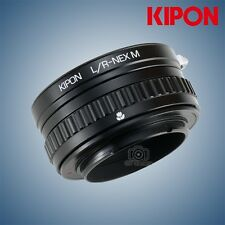 Kipon Adapter with Focus Helicoid for Leica R Mount Lens to Sony E NEX A7R2
