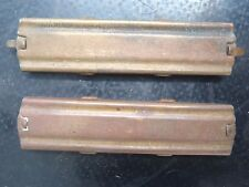 WW1 Vintage Genuine Stripper Clips Springfield Model 1903 Military Rifle (X2)