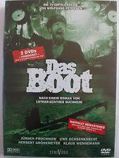 Das Boot - TV Serie Lang Fassung - Petersen, Ochsenknecht, Grönemeyer, Prochnow