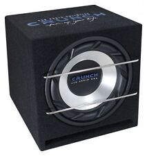 Crunch crb-350 30 CM SUBWOOFER in Bass Reflex chassis 350 WRMS