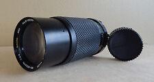 Vintage Rokinon No. 813333 MC 80-200mm 1:45 Macro Auto Zoom Lens M/MD Mount
