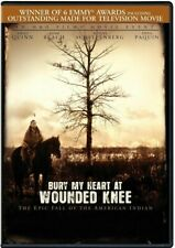 Bury My Heart at Wounded Knee 7321902210643 DVD Region 2 P H