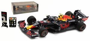 Spark S7667 Red Bull RB16B Winner Azerbaijan GP 2021 - Sergio Perez 1/43 Scale