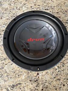Jvc Regular Cs-gd1210 Woofer - 400 W Rms - 1400 W Pmpo - 20 Hz To 2 Khz - 4 Ohm