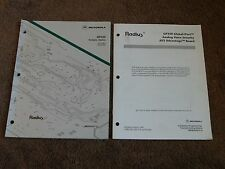 Motorola Radius GP350 Portable Radio Service Repair Manual AVS Advantage Board