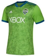 adidas Men's Seattle Sounders FC Primary Replica Jersey Green Small NEW W/TAG