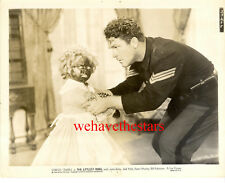 Vintage Shirley Temple Jack Holt LITTLE REBEL '35 Publicity Portrait