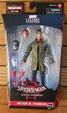 New listing Marvel Legends Spider-Man Peter B Parker Spider-Verse Stilt-man action figure