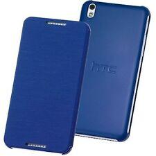 Custodia COVER DOT VIEW ORIGINALE HTC per DESIRE 610 V960 HC BLISTER BLUE FLIP