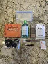 Mixed Lot Ipsy & Glossybox Makeup Hair Skincare With Bag