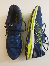 Asics Gel Nimbus 19 Sz US 14 EU 49 Men's Running Shoes Blue Green T700N