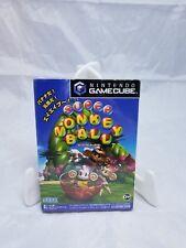 Super Monkey Ball Nintendo Gamecube Japanese 2001 Brand New Sealed Never Opened